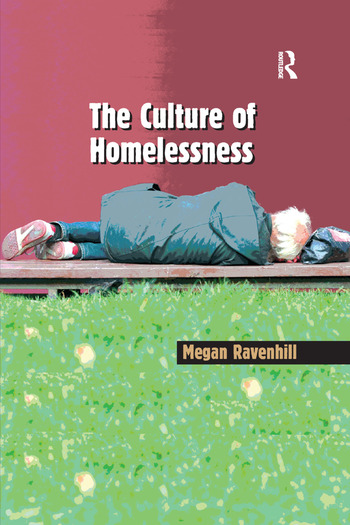 The Culture of Homelessness book cover