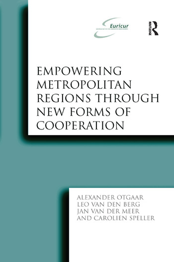 Empowering Metropolitan Regions Through New Forms of Cooperation book cover
