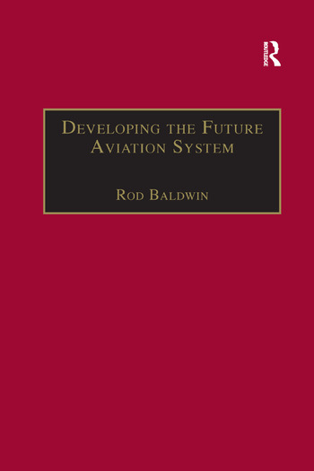Developing the Future Aviation System book cover