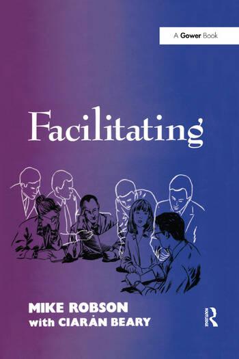 Facilitating book cover