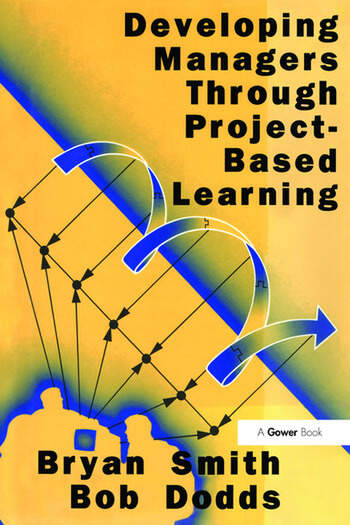 Developing Managers Through Project-Based Learning book cover