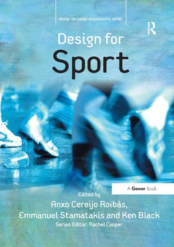 Design for Sport book cover