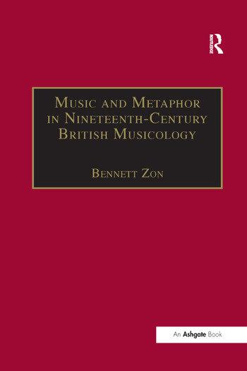 Music and Metaphor in Nineteenth-Century British Musicology book cover