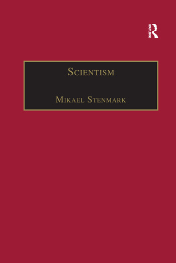 Scientism Science, Ethics and Religion book cover