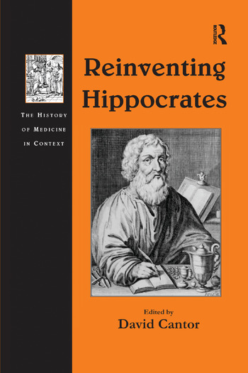 Reinventing Hippocrates book cover