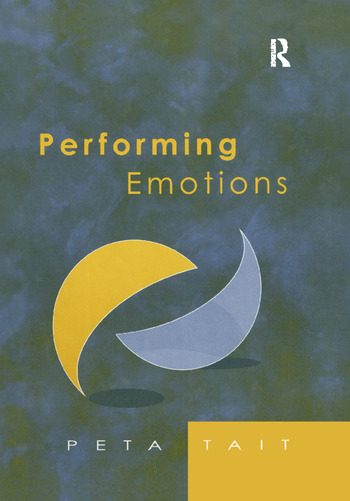 Performing Emotions Gender, Bodies, Spaces, in Chekhov's Drama and Stanislavski's Theatre book cover