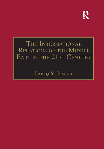 The International Relations of the Middle East in the 21st Century Patterns of Continuity and Change book cover