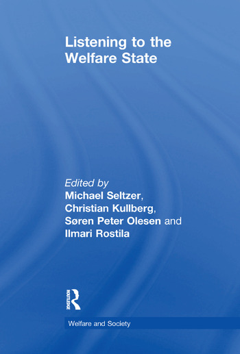 Listening to the Welfare State book cover