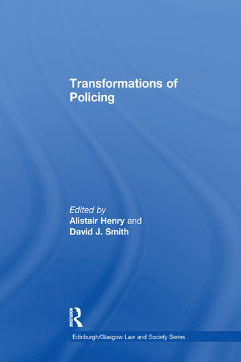 Transformations of Policing book cover
