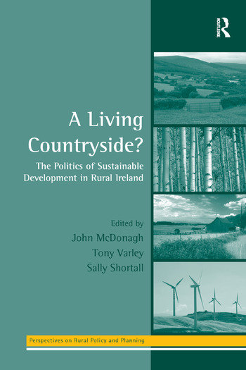A Living Countryside? The Politics of Sustainable Development in Rural Ireland book cover