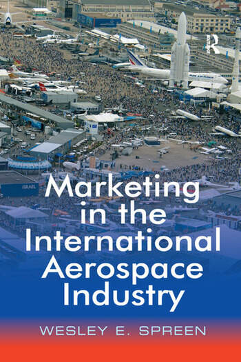 Marketing in the International Aerospace Industry book cover