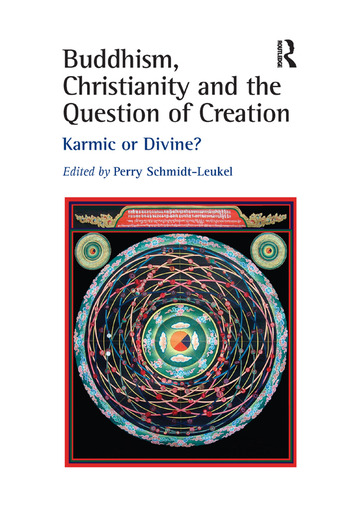 Buddhism, Christianity and the Question of Creation Karmic or Divine? book cover