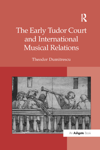 The Early Tudor Court and International Musical Relations book cover