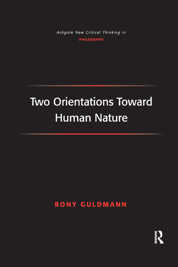 Two Orientations Toward Human Nature book cover
