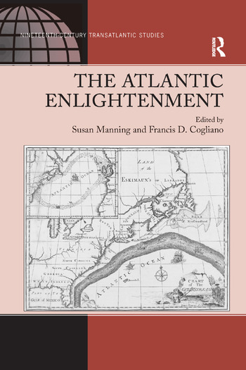 The Atlantic Enlightenment book cover