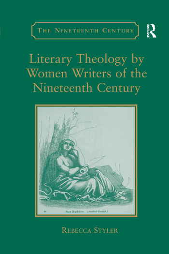 Literary Theology by Women Writers of the Nineteenth Century book cover