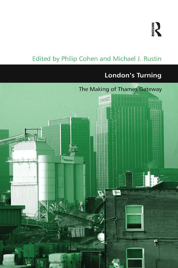 London's Turning The Making of Thames Gateway book cover