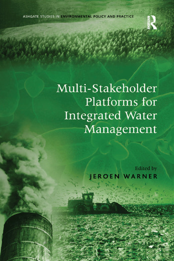Multi-Stakeholder Platforms for Integrated Water Management book cover