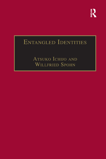 Entangled Identities Nations and Europe book cover