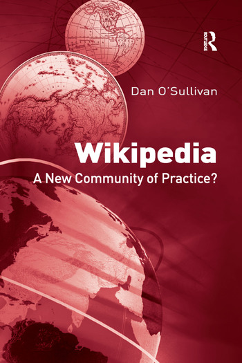 Wikipedia A New Community of Practice? book cover
