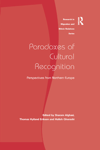 Paradoxes of Cultural Recognition Perspectives from Northern Europe book cover