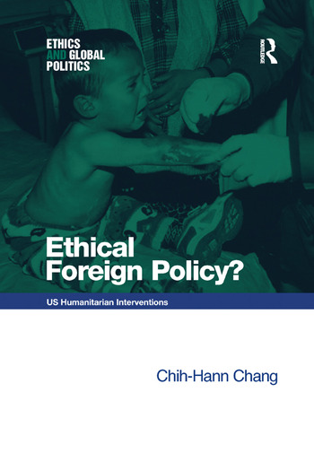 Ethical Foreign Policy? US Humanitarian Interventions book cover
