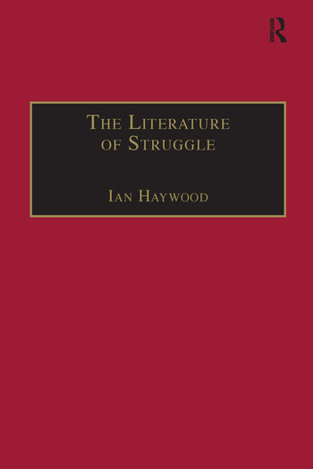 The Literature of Struggle An Anthology of Chartist Fiction book cover
