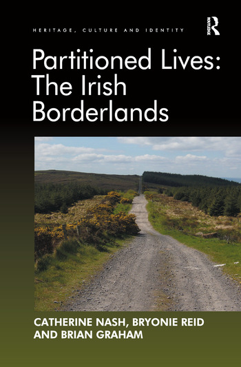 Partitioned Lives: The Irish Borderlands book cover