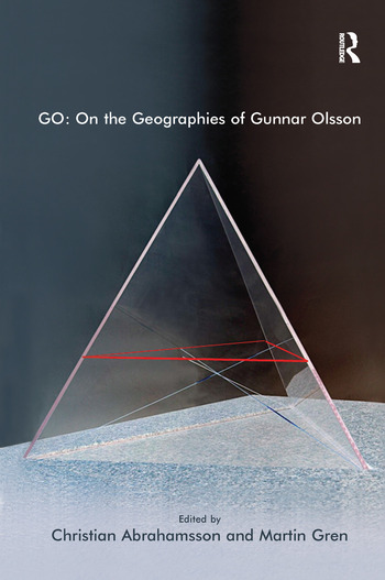 GO: On the Geographies of Gunnar Olsson book cover