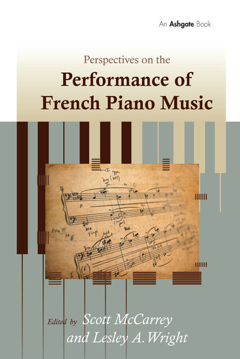 Perspectives on the Performance of French Piano Music book cover