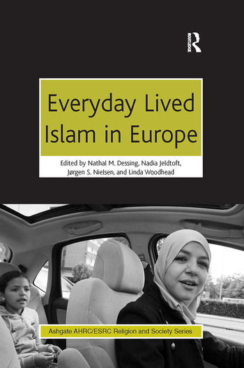 Everyday Lived Islam in Europe book cover