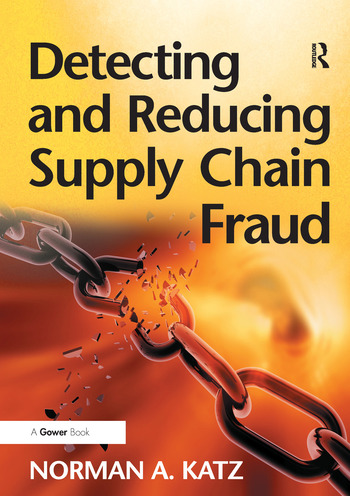 Detecting and Reducing Supply Chain Fraud book cover
