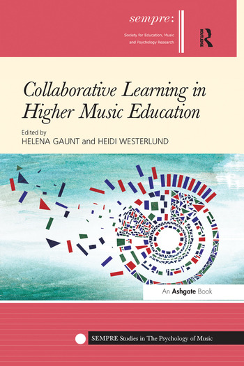 Collaborative Learning in Higher Music Education book cover