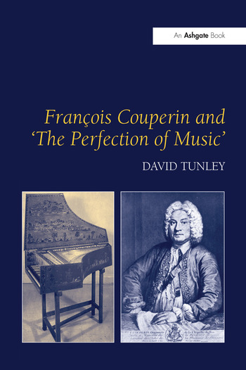 François Couperin and 'The Perfection of Music' book cover