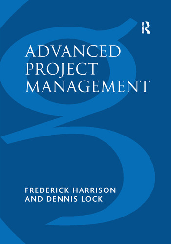 Advanced Project Management A Structured Approach book cover