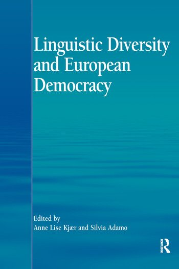 Linguistic Diversity and European Democracy book cover