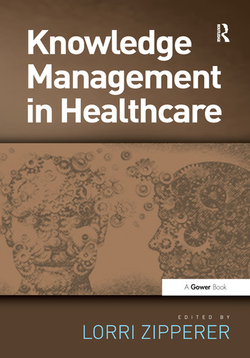 Knowledge Management in Healthcare book cover