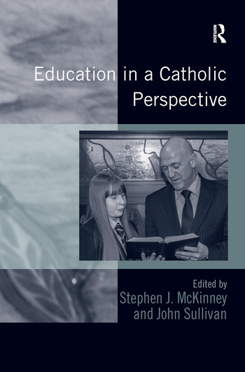 Education in a Catholic Perspective book cover