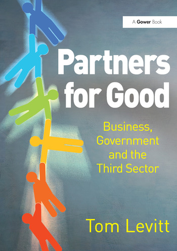 Partners for Good Business, Government and the Third Sector book cover