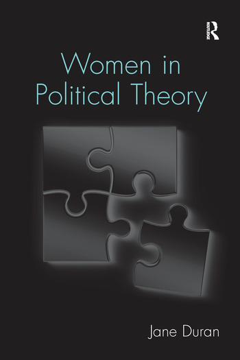 Women in Political Theory book cover