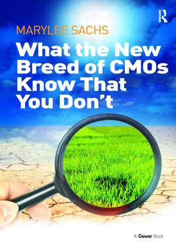 What the New Breed of CMOs Know That You Don't book cover