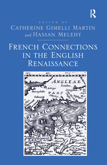 French Connections in the English Renaissance book cover