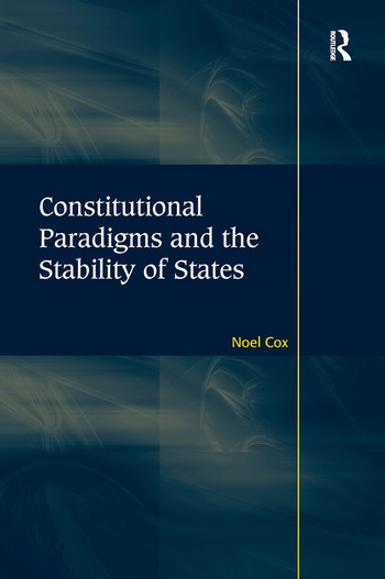 Constitutional Paradigms and the Stability of States book cover