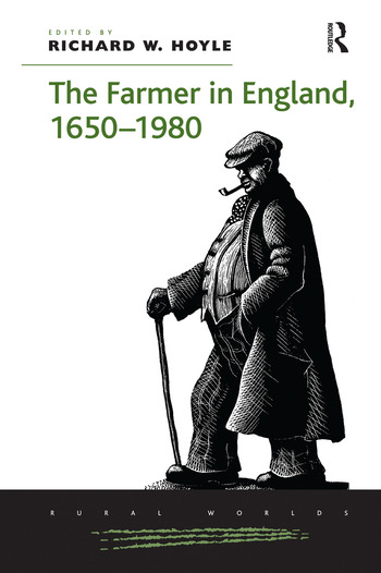 The Farmer in England, 1650-1980 book cover