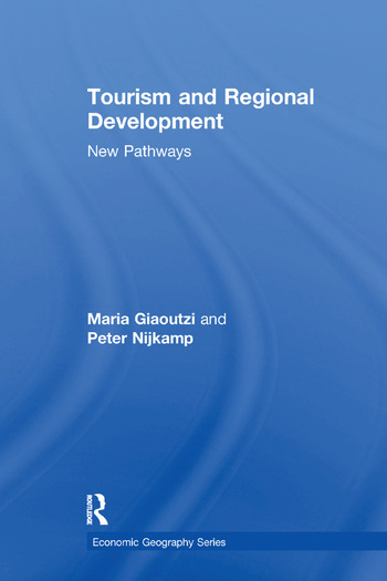 Tourism and Regional Development New Pathways book cover