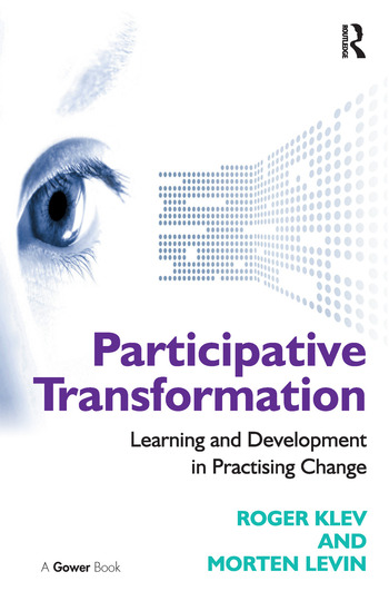 Participative Transformation Learning and Development in Practising Change book cover
