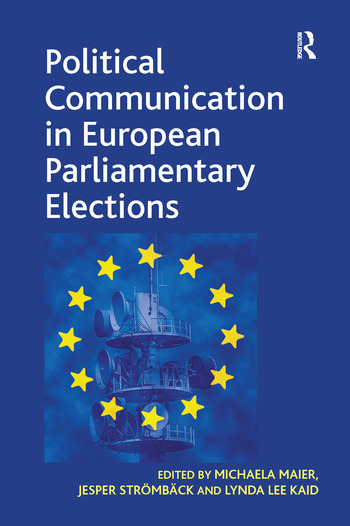 Political Communication in European Parliamentary Elections book cover