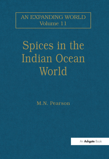Spices in the Indian Ocean World book cover