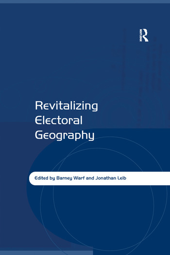 Revitalizing Electoral Geography book cover