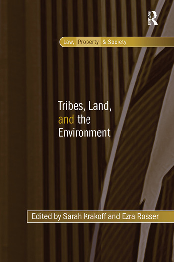 Tribes, Land, and the Environment book cover